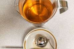 It wasn't al the hard to reproduce the orange color this tea creates with my Samsung phone. This is a favorite of mine.