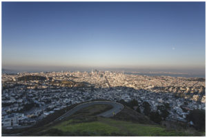 Twin Peaks, San Francisco, California