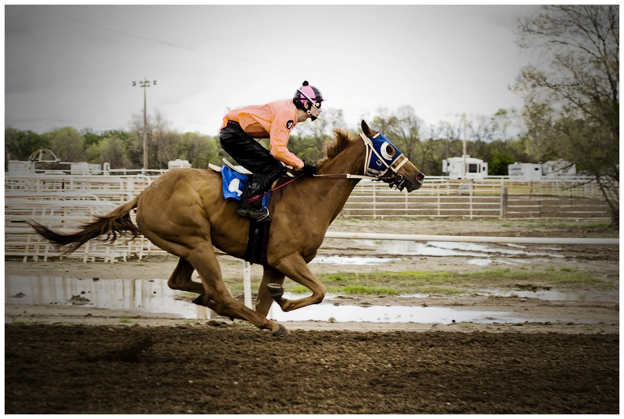 Pierre, South Dakota horse racing
