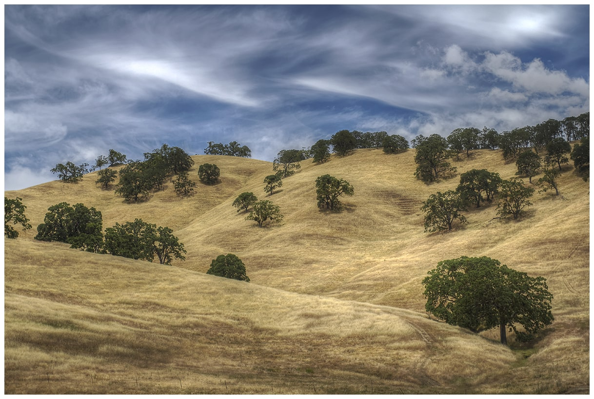 Mt Diablo, California