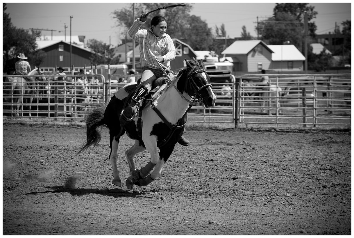 4H Rodeo, Wall, South Dakota