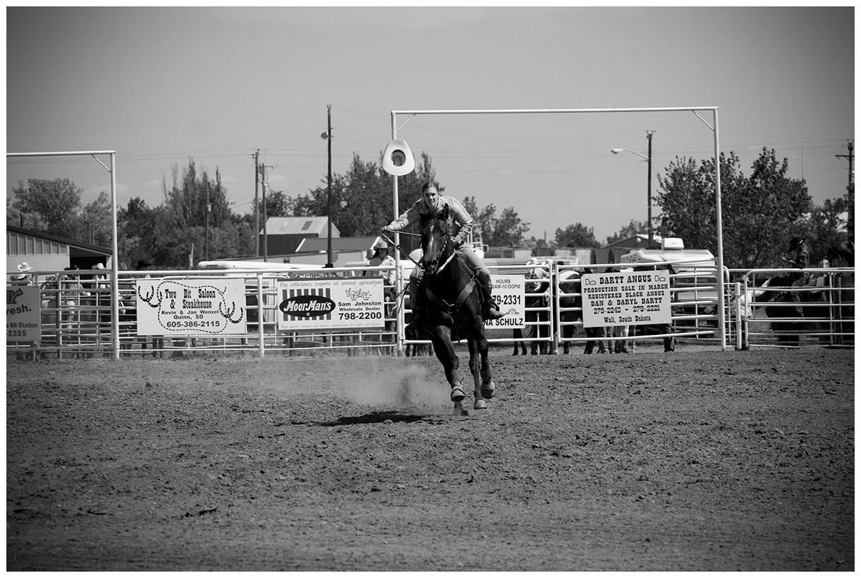 4h Rodeo Wall South Dakota Imnoted