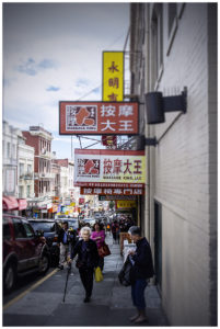 Chinatown San Francisco Street Photography