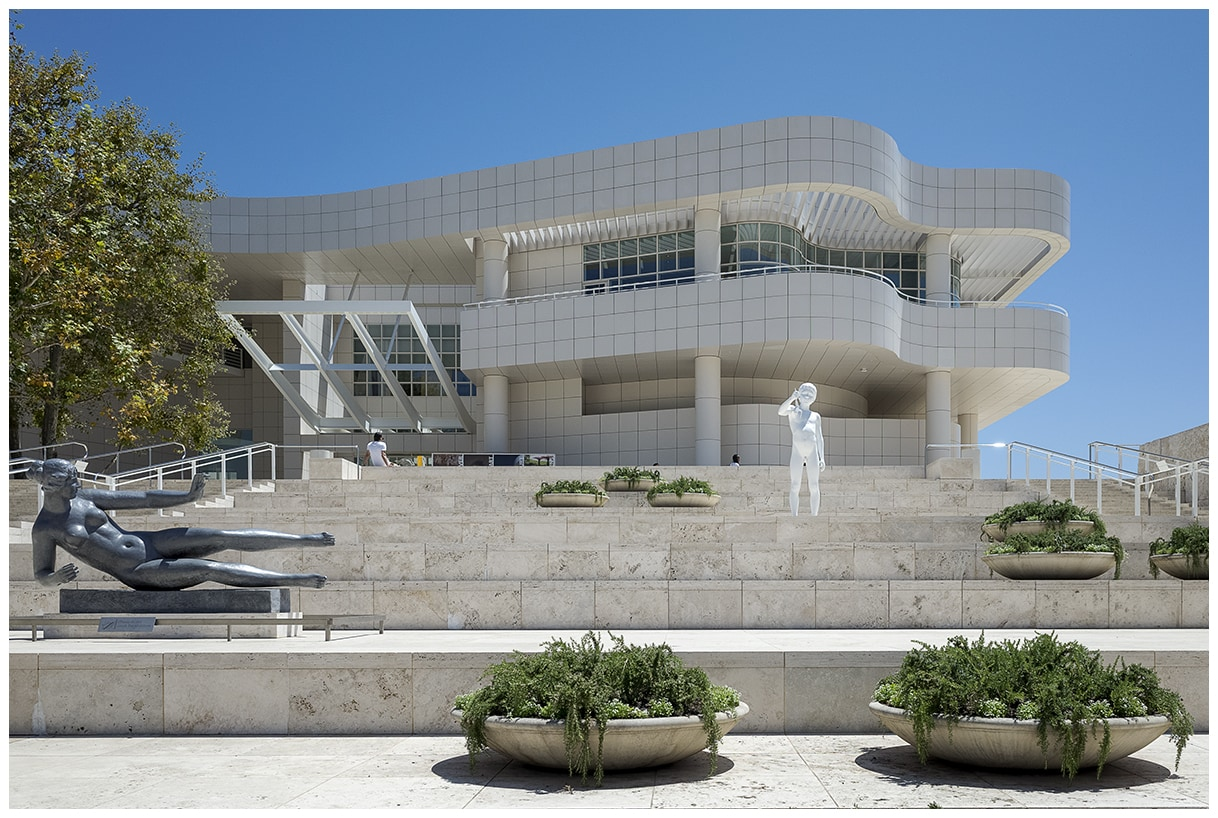 The Getty, Los Angeles
