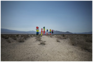 Seven Magic Mountains Las Vegas, Nevada
