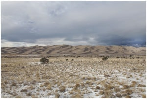 San Luis Valley, Colorado- The Great Sand Dunes