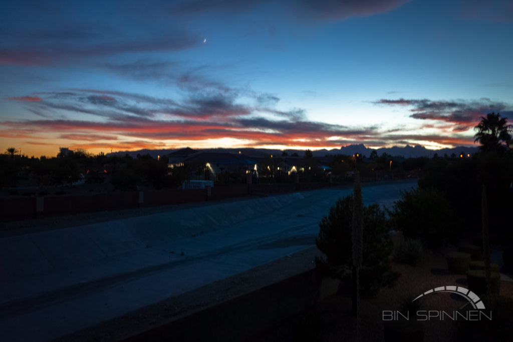 Summerlin sunset